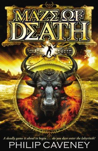 Alec Devlin: Maze of Death (English Edition)