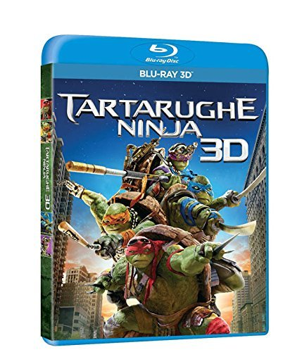 Tartarughe Ninja 3D (Blu-Ray 3D + Blu-Ray) [Italia] [Blu-ray]