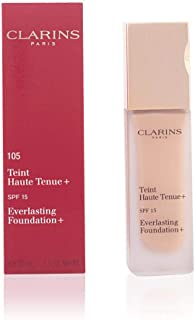 Clarins 娇韵诗 Clarins 持久透薄粉底液+ SPF15 - # 110 Honey 30ml/1.1oz