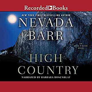 High Country audiobook cover art