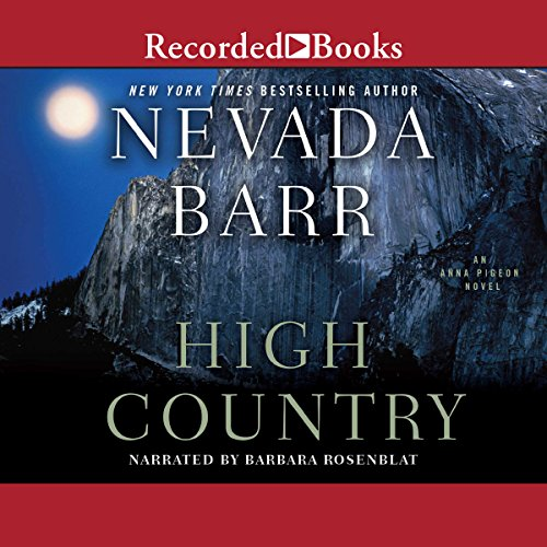 Couverture de High Country