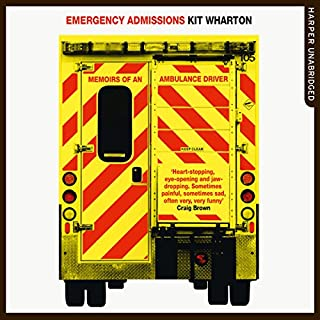 Emergency Admissions cover art