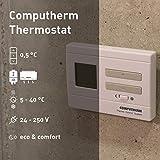 Zoom IMG-1 computherm q3 termostato ambiente digitale