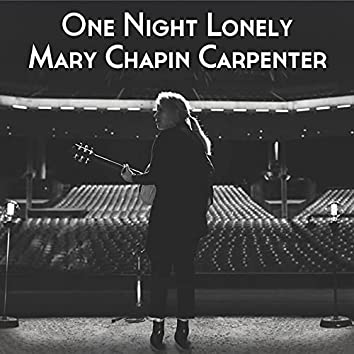 One Night Lonely (Live)