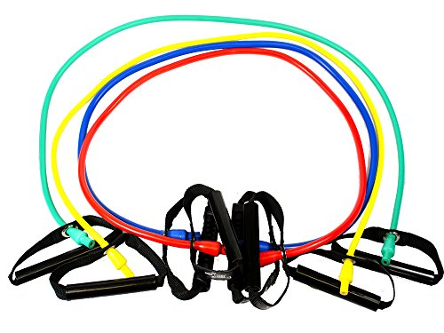 Dittmann Body Tube, 3er-Set (1 x gelb, 1 x grün, 1 x rot)