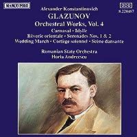 Glazunov:Serenades