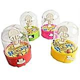 Lot de 10 Mini Jeu de Basket Sous Cloche - Modèle Aléatoire - Jeux Jouet Kermesse Anniversaire Enfant - 598