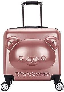 GaoMiTA Universal Wheel Trolley case Luggage Small Fresh Suitcase Size : S
