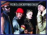 1art1 The Black Eyed Peas Poster Kunstdruck und