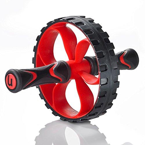 Premium Core Ab Wheel by Futuring U - Heavy Duty Home Gym Workout...