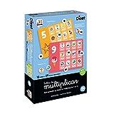 Diset- Tablas de multiplicar - Juego Educativo para Aprender a multiplicar a partir de 7 años