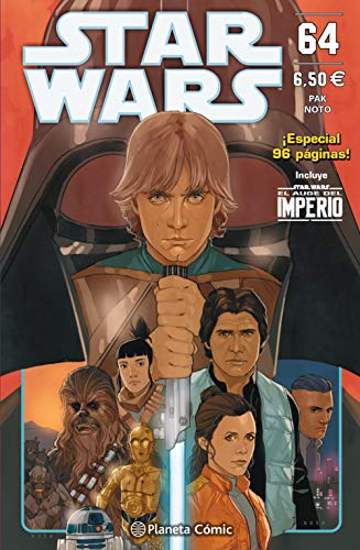 Star Wars nº 64/64 (Star Wars: Cómics Grapa Marvel)