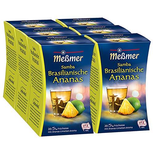 Meßmer Samba Brasilianische Ananas, 6er Pack