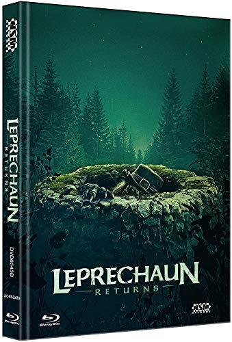 Leprechaun Returns [Blu-Ray+DVD] - uncut - Mediabook Cover B