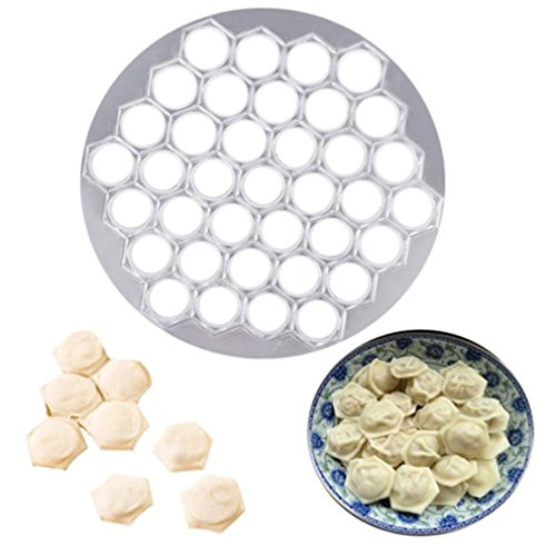 3Pcs//set Dumpling Maker Wrapper Dough Cutter Pie Ravioli Dumpling Mould DEN