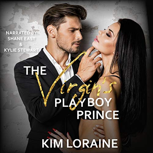 The Virgin's Playboy Prince audiobook cover art