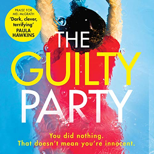 The Guilty Party audiobook cover art