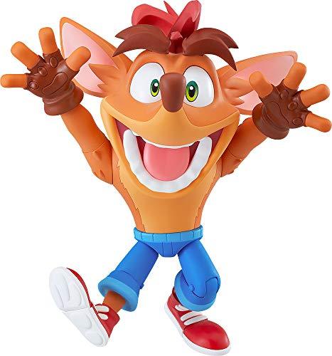 Good Smile Crash Bandicoot 4: It's About Time: Crash Bandicoot Nendoroid Action Figure