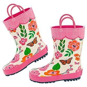 Stephen Joseph Girls Rain Boots