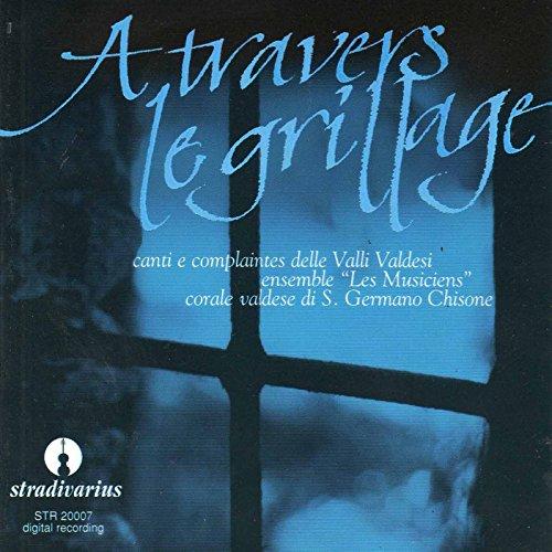 A travers le grillage (Arr. M. Chiappero for Choir)