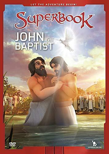 John the Baptist (Superbook)
