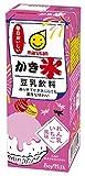 ★【さらにクーポンで50%OFF】マルサン 豆乳飲料 かき氷 れん乳いちご風味 200ml ×24本が特価!