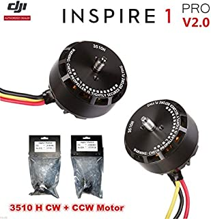 DJI Inspire 1 V2.0/Pro Replacement 3510H Motor 2 PCS(1 CW+ 1 CCW) - OEM