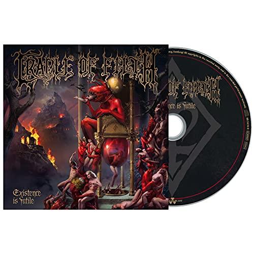 Existence Is Futile (CD Digipak)