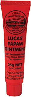 Lucas Papaw Ointment Tube 25 g, 25 grams