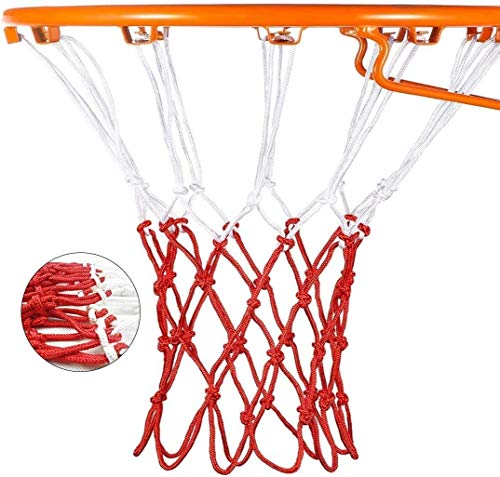 Best Review Of Premium Quality Professional Basketball Net,2PCS Replacement,Standard Size Indoor or ...