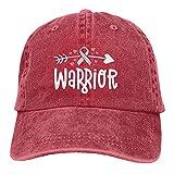 Jopath Cancer Warrior-1 - Gorra de béisbol unisex