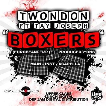 Boxers (European Remix) [feat. Tay Joseph]