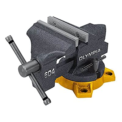 Olympia Tool Inch Bench Vise