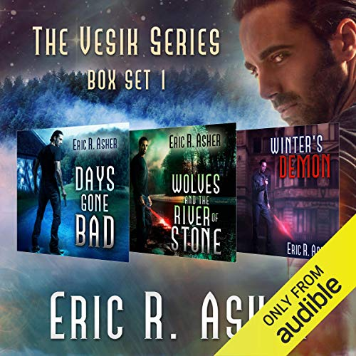 The Vesik Series: Books 1-3 audiobook cover art