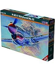 Mistercraft D-220 – modellbyggsats P-40 K Kittyhawk Mk.III