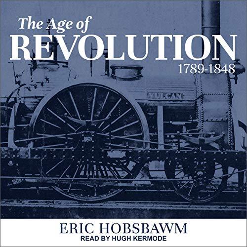 Page de couverture de The Age of Revolution