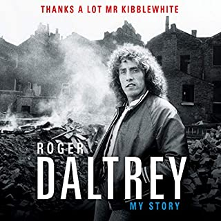 Thanks a Lot, Mr. Kibblewhite  audiobook cover art