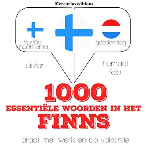 1000 essentiële woorden in het Fins cover art