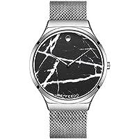 Betfeedo Men's Ultra-Thin Quartz Analog Wrist Watch