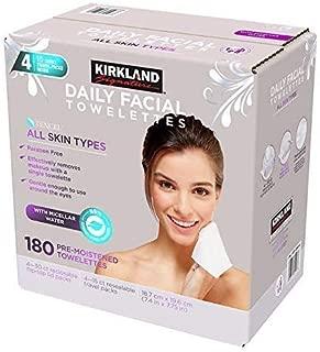 Best kirkland facial towelettes Reviews