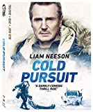Cold Pursuit (Bluray + DVD + Digital)  W/Slipcover