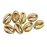 SUPVOX 50 Pz Ciondoli perline di conchiglie per bracciale collana creazione di gioielli...