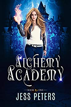 Alchemy Academy by [Jess Peters]