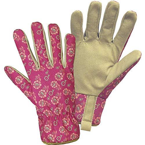 Baumwolle Gartenhandschuh Größe (Handschuhe): 8, M EN 388, EN 511 CAT II FerdyF. Ibis 1432 1 Paar