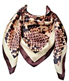 tessago foulard poly dis 62861 var 2 naturale made in italy