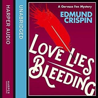 Love Lies Bleeding (A Gervase Fen Mystery) cover art