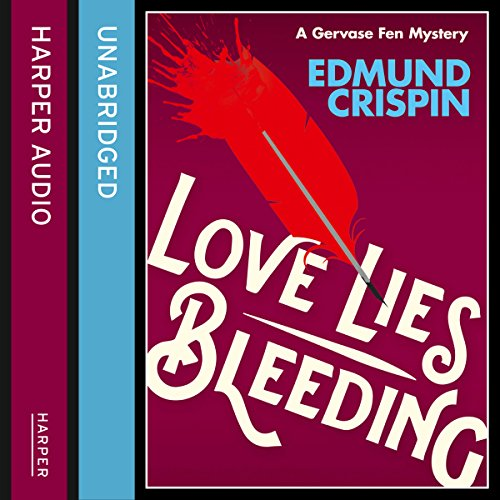 Love Lies Bleeding (A Gervase Fen Mystery) cover art