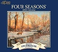 Lang Four Seasons 2022 壁掛けカレンダー (22991001911)