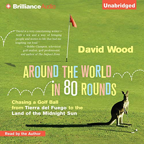 Around the World in 80 Rounds  By  cover art
