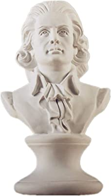 : Sabine Roman Bust Faux Marble Big Statue Bust